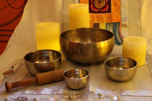 Tibetan Bowl Telekinesis